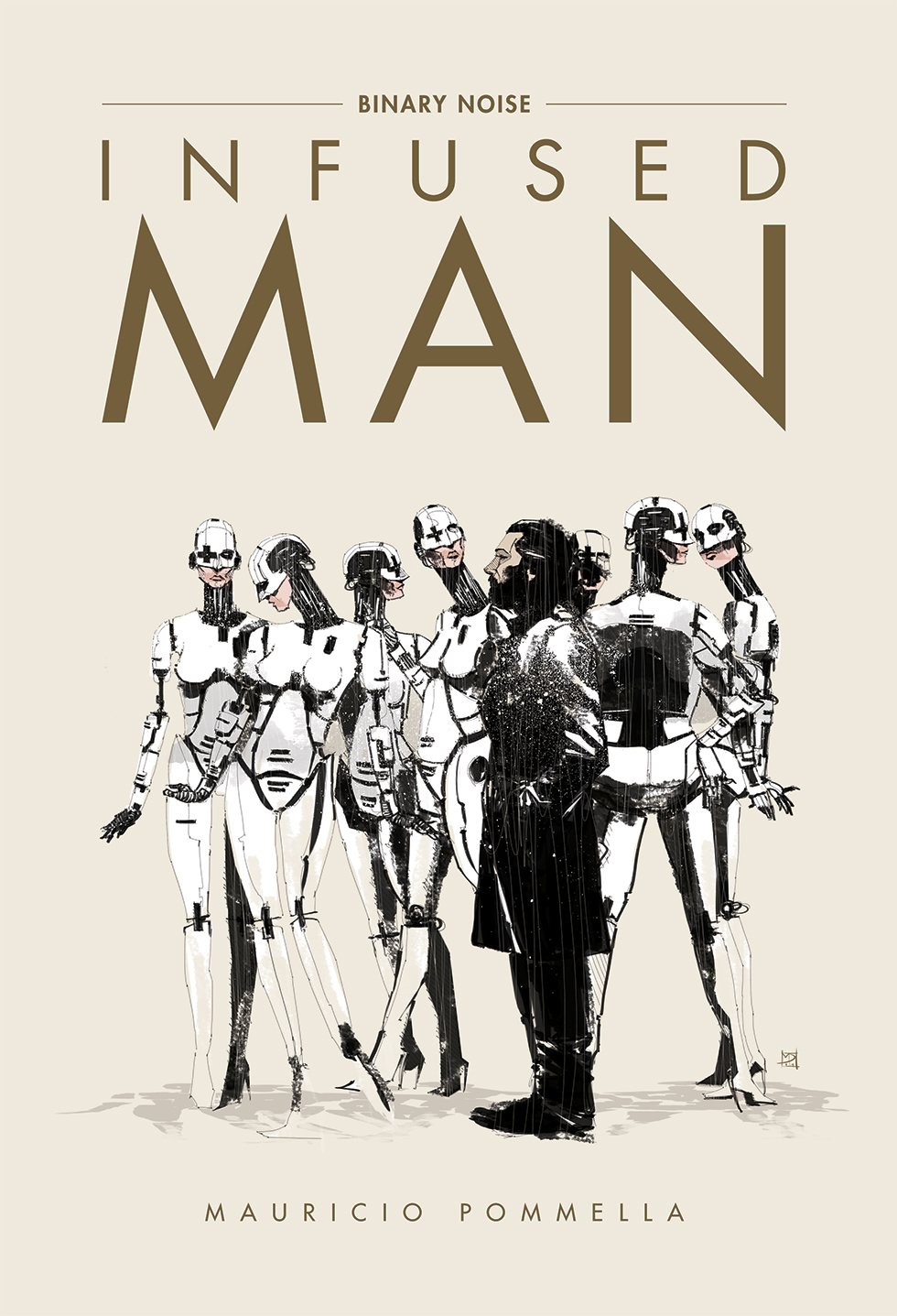 Infused Man - Cover